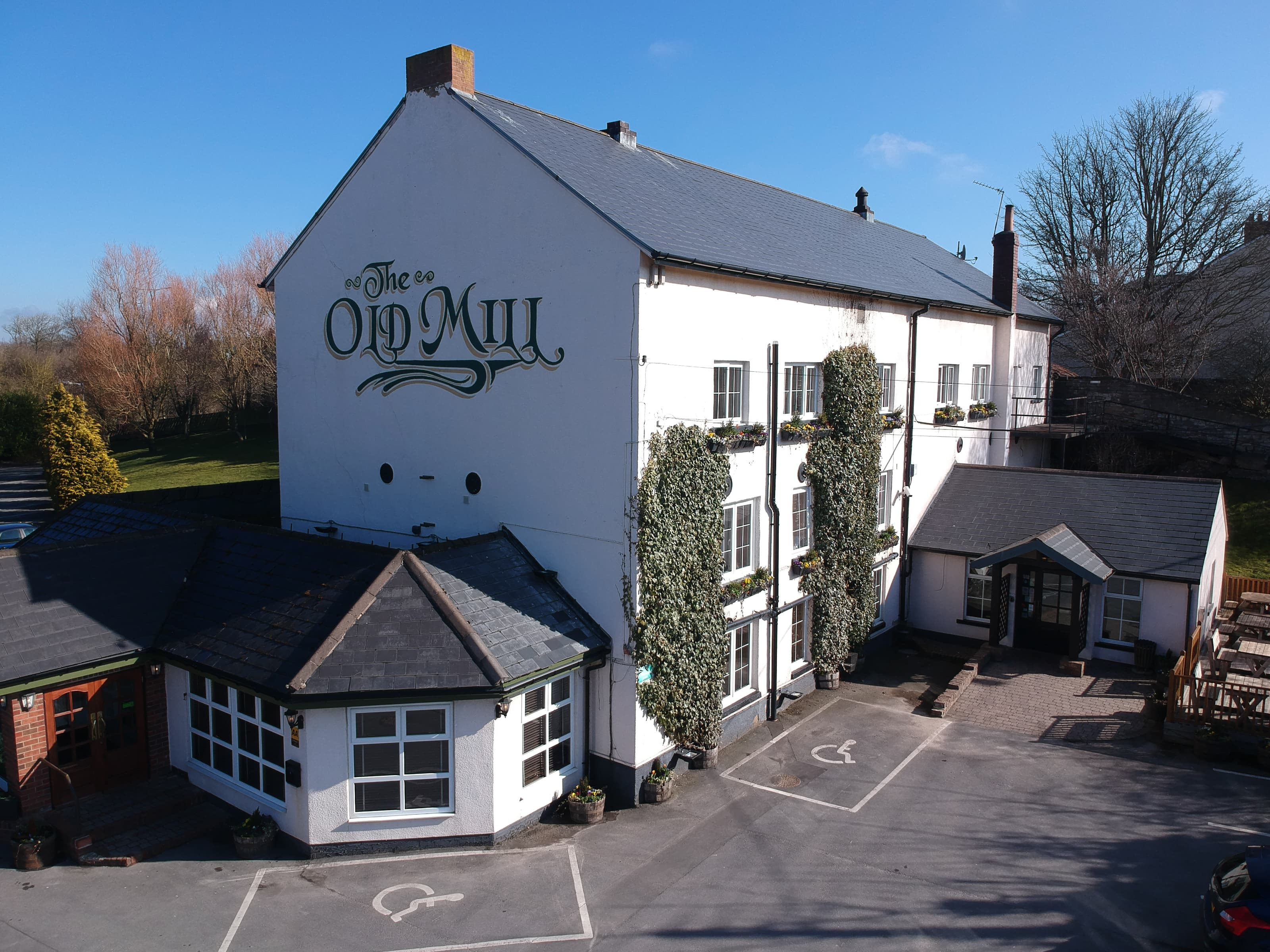 The Old Mill in Durham
